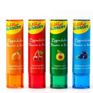 ACTIE 2 voor € 10 - Bubbly Bubbles Lippenbalsem actie